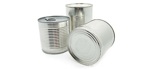 Riscul consumului de alimente din conserve